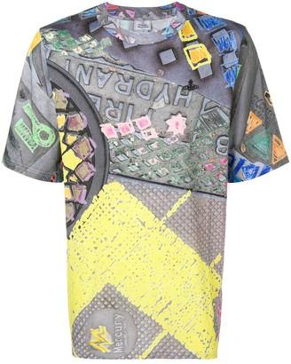 Vivienne Westwood Man printed T-shirt