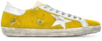 Golden Goose superstar casual sneakers