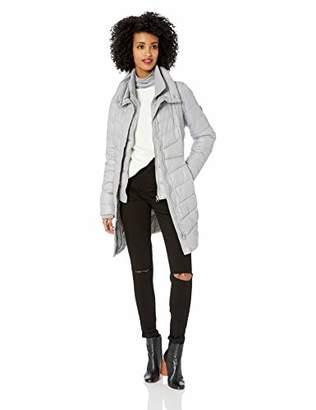 Jessica Simpson Women's Fashion Puffer Jacket,XL