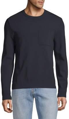 Valentino Men's Crewneck Jersey Sweater