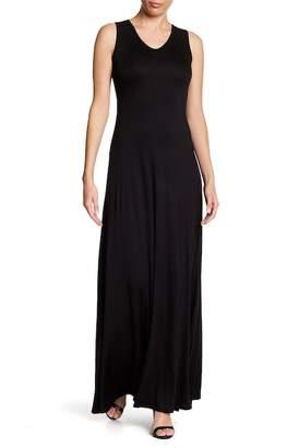 Couture Go V-Neck Maxi Dress
