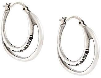 Iosselliani 'Silver Heritage' earrings