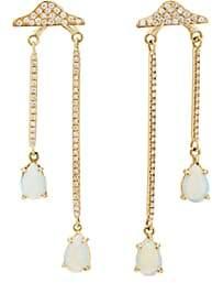 Pamela Love Fine Jewelry Women's Rain Cloud Ear Jackets