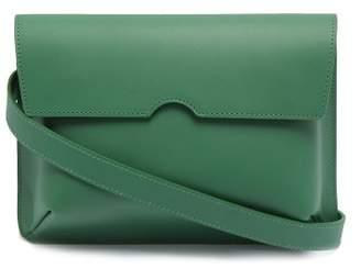 Pb 0110 Ab65 Leather Belt Bag - Womens - Green