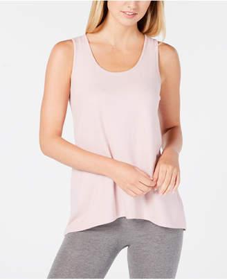 Alfani Brushed Hacci Knit Pajama Tank