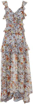 Alexis Jewell Floral Maxi Dress