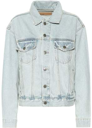 GRLFRND Kim denim jacket