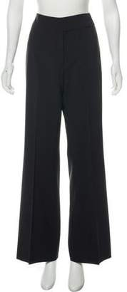 Fendi High-Rise Wide Pants