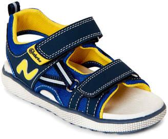 f56cdbd1905f8 Naturino Toddler/Kids Boys) Blue Mesh Sandals