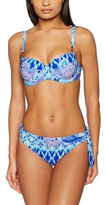 Opera Women's Ocean Paisley Bikini Set,(Manufacturer Size: 42E)