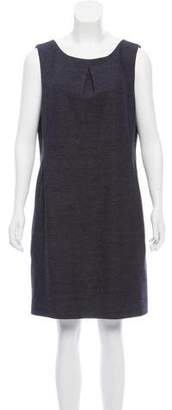Jenni Kayne Wool-Blend Sleeveless Dress