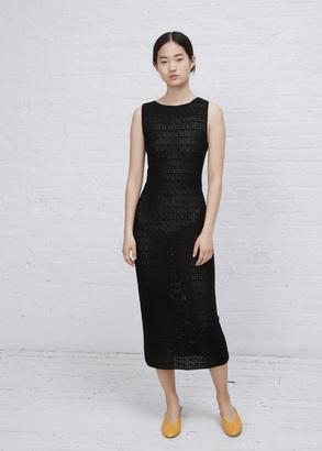 Rachel Comey black houston dress $598 thestylecure.com
