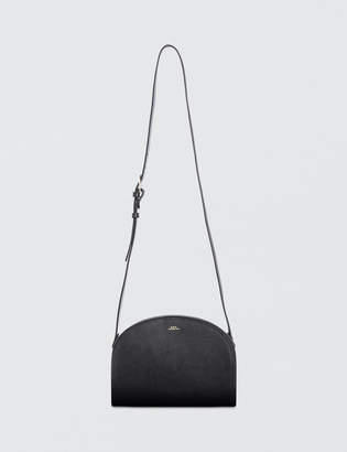 A.P.C. Half Moon Crossbody Bag