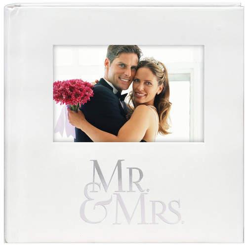 Malden Mr and Mrs. Brag Book Album