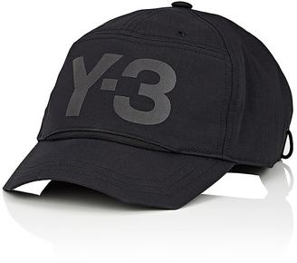 Y-3 Men's Angular-Brim Baseball Cap $80 thestylecure.com