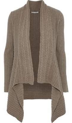 Autumn Cashmere Cable-Knit Cardigan