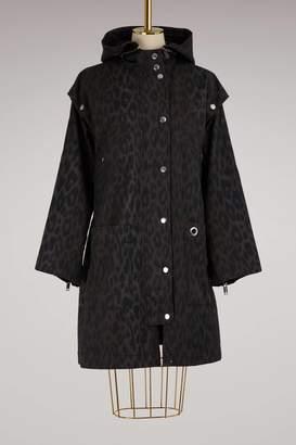 Proenza Schouler Leopard print coat