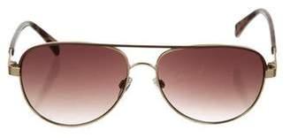 Just Cavalli Gradient Aviator Sunglasses