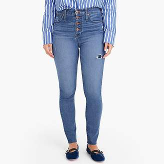 Fly London Curvy toothpick jean with button