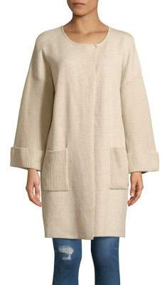Rafaella Petite Duster Sweater
