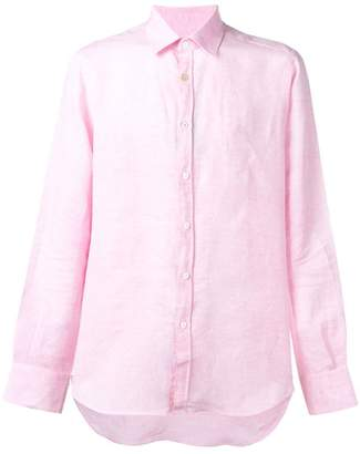 Canali simple shirt