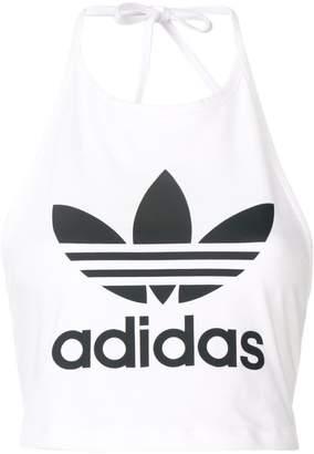 adidas (アディダス) - Adidas ホルターネック トップ