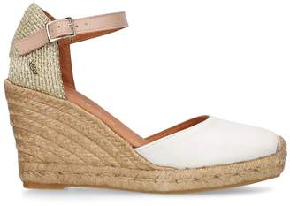 Kurt Geiger London Monty Espadrille Wedges