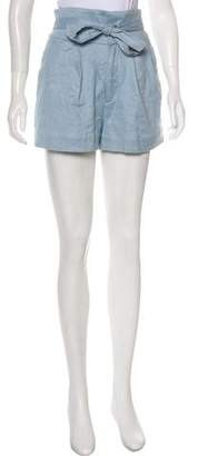 Marc by Marc Jacobs High-Rise Mini Shorts