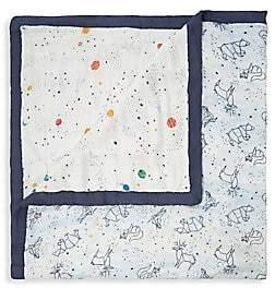Aden Anais aden + anais aden + anais Stargaze Print Silky Soft Dream Blanket