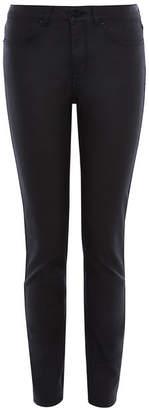 Karen Millen Coated Skinny Jeans