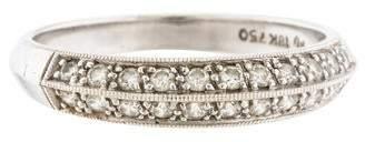 Ring 18K Diamond Band