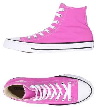 Converse CTAS HI CANVAS SEASONAL COLORS High-tops & sneakers