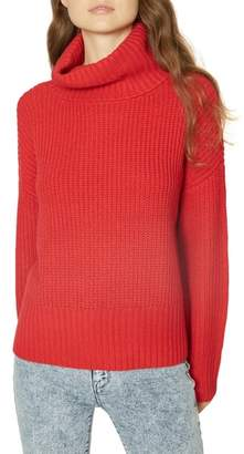 Sanctuary Cowl Neck Shaker Sweater