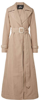 Marc Jacobs Shell Trench Coat - Mushroom