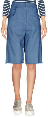 American Retro Denim bermudas
