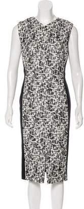 Jason Wu Sleeveless Midi Dress