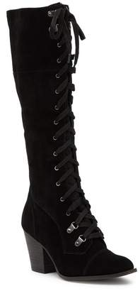 Chinese Laundry Keepsake Knee-High Suede Boot