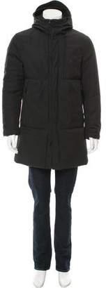 ARI Hooded Puffer Coat w/ Tags