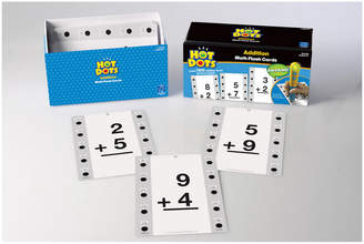 Educational Insights Hot Dots Math Flash Cards