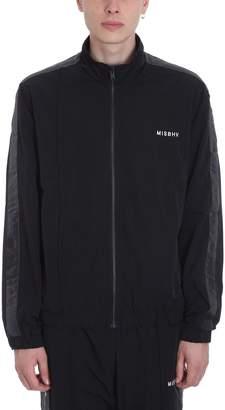 Misbhv Black Polyamide Jacket