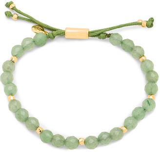 gorjana Power Gemstone Beaded Bracelet $58 thestylecure.com