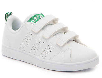 adidas Advantage Clean Toddler & Youth Sneaker - Girl's