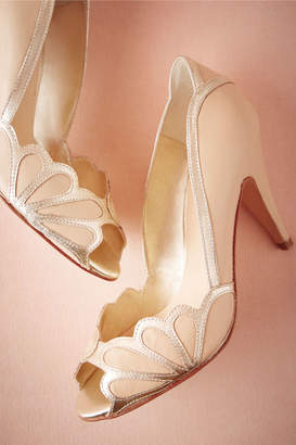 Isabella Collection Rachel Simpson Scalloped Heels