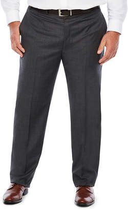 COLLECTION Collection by Michael Strahan Stripe Classic Fit Suit Pants - Big and Tall