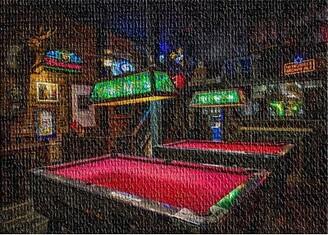 East Urban Home Bar Black Area Rug East Urban Home