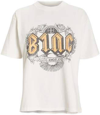 Anine Bing Bing Ink Graphic T-Shirt