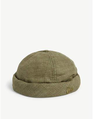 New Era Textured cotton skully hat