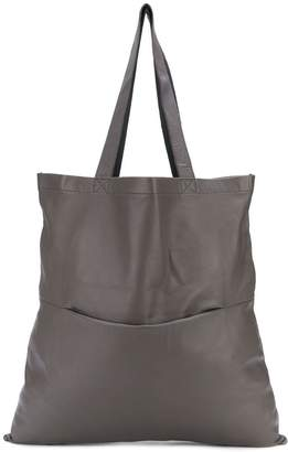 Rick Owens classic shopping tote