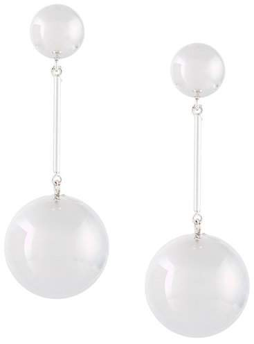 J.W.Anderson sphere drop earrings