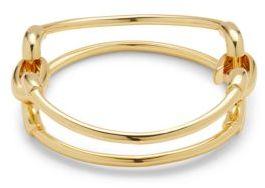 Loop Cuff Bracelet $170 thestylecure.com